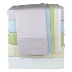 Solid 400 Thread Count Egyptian Cotton Sheet Set