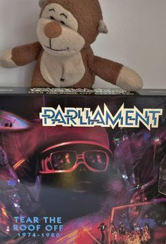 I suggest everyone bring the funk and tear the roof off on #TBT with some George Clinton & Parliament Funkadelic. #groove #funk #music