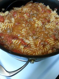 Christine's Pantry: Smoky Chipotle and Pasta