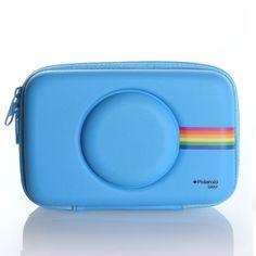 폴라로이드 스냅/스냅터치용 하드 케이스 Polaroid 폴라로이드 [Polaroid] SNAP EVA Case Blue