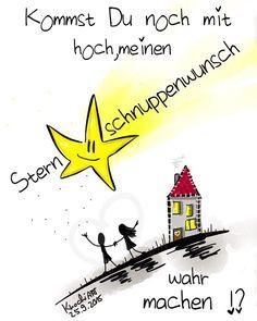 ❤️ Kommst #Du noch mit hoch,meinen #Sternschnuppenwunsch #wahr machen !?…