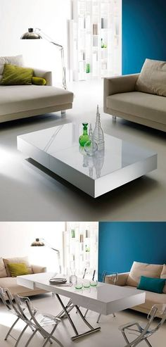 Perfect table for a tiny condo
