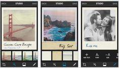 Polaroid's new iphone app, Polamatic