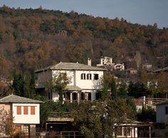 Thalia - Holiday Rental VIlla in Pelion - Greece Thalia, Luxury Villa, Contemporary Design, Greece, Layout, Cabin, Traditional, Mansions, House Styles
