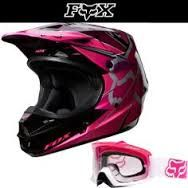 Image result for fox racing gear girls helmets