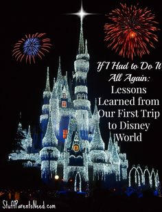 After Disney: Thoughts on What I'm Glad I Did (And What I Wish I Had Done! what I'd do differently for my next family vacation to Walt Disney World Walt Disney World, Disney World Tipps, Disney World Florida, Disney World Planning, Disney World Tips And Tricks, Disney Tips, Disney World Vacation, Disney Love, Disney Magic
