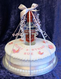 Tremendous 11 Best Gray Goose Cakes Images Grey Goose Bottle Cake Grey Funny Birthday Cards Online Inifofree Goldxyz