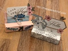 10 Projects - May 2019 Paper Pumpkin Kit by Stampin' Up! - Hugs from Shelli - The Papered Chef Lip Balm Containers, Stampin Up Paper Pumpkin, Pumpkin Cards, Paper Cards, Stamping Up, Craft Fairs, Homemade Cards, Stampin Up Cards, Hugs
