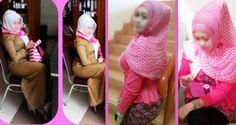 Foto bugil Pegawai Negeri Sipil Pemkab Tasikmalaya, awalnya diunggah Pakai Jilbab, lalu pada 8 Februari 2016 lalu, akun Adrian memposting foto-foto RS mulai dari memakai baju hingga tampil polos telanjang bulat.