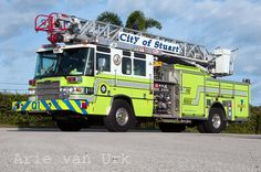 Stuart Fire Departement. Feb 7 2015