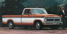 Although touched on only lightly in the 1977 F-Series pickup truck catalog, four-wheel-drive models (including the Bronco) were attracting enough interest to warrant a brochure of their own, which included this imag 1979 Ford Truck, Old Ford Trucks, 1979 Ford Bronco, Ford News, Four Wheel Drive, Old Fords, Ford Ranger, Van, Vehicles