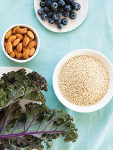 The science is stronger than ever: A plant-based whole-foods diet is your ticket to good health. Photo by Erin Kunkel