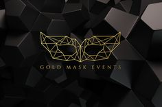 The Gold Mask Events : Branding on Behance