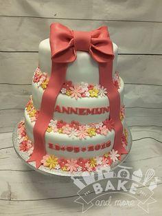 Communion cake with