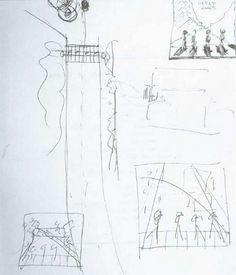 original sketch photo ABBEY ROAD