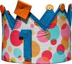 Corona cumpleaños  #celebraciones #cumpleaños #niños