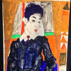Egon Schiele, Title/date information not available
