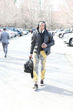 Those pants doe
