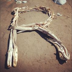 Driftwood R from @twentysixtypes