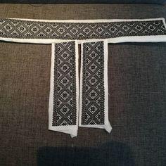 #ferdig #svartsøm #svartsaum #smøyg #hobby #hardangervinterbunad #hardangerbunad #diy #brodering #bunadsøm #bunad Going Out Of Business, Vikings, Embroidery, Tags, Model, Clothes, Instagram, The Vikings, Needlework
