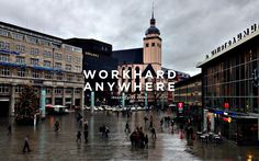 Bahnhofsvorplatz - Work Hard Anywhere | WHA — Laptop-friendly cafes and spaces. (Wifi, outlets, seating, and more)
