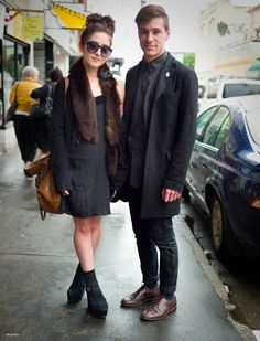 NZ STREET STYLE, FASHION BLOG, WALLACE CHAPMAN - I'm such a sucker for black