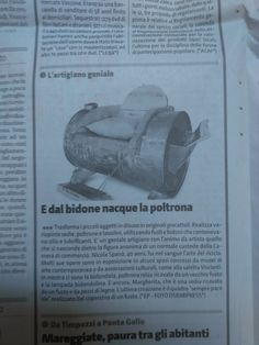 Le mie opere su i giornali. My works of the newspapers