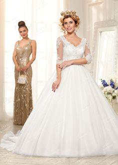 Wedding dress EV018