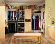 Master Bedroom Closet ideas