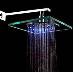 Glow Led Shower Lights