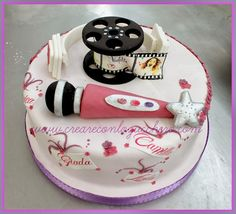 cute lil girl cake