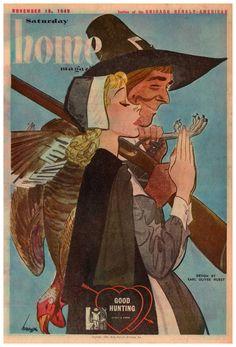 Earl Oliver Hurst, Saturday Home Magazine