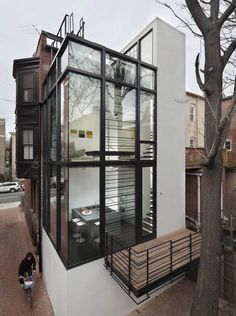 ˚Barcode House - Washington DC