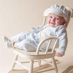 Baby Boy 3-Piece Set - Jack Christening & Baptism Collection