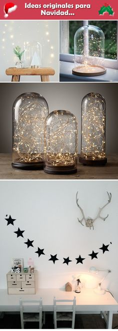 Trendy Decor Ideas For Christmas Decorations For Home 41 Ideas Office Christmas, Christmas Home, Christmas Crafts, Diy Dorm Decor, Home Decor, Homemade Christmas Presents, Pallet Ideas Easy, Christmas Decorations For The Home, Original Gifts