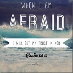 My burden  -  Fear