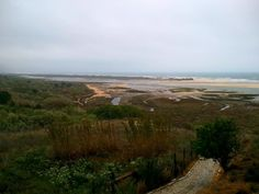 View to sea from Cacela Velha in the Algarve, Portugal | Flickr - Photo Sharing!