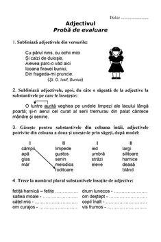 Tracing Worksheets, Preschool Worksheets, Romanian Language, Teacher Supplies, School Lessons, Kids Education, Kids And Parenting, Homeschool, Classroom
