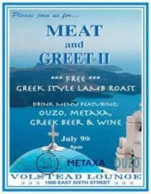 Monday's pick: Meat and Greet II at Volstead Lounge