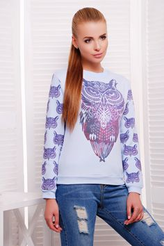 Smart Owl Sweatshirt