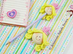 Lápis e chaveiro fofinho!   Flickr - Photo Sharing!