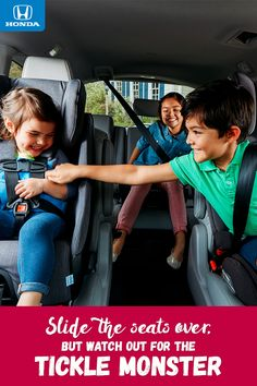 Get ready for some fun in the all-new 2018 Honda Odyssey. Click to learn more.