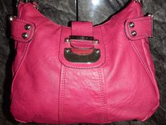 NWOT Authentic Giani Bernini Pink Satchel. Starting at $25