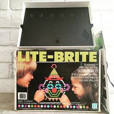 Who else had a Lite-Brite? I need some extra pegs so if you have any for sale, DM me!  #80s #litebrite #hasbro #1981 #vintagetoys #80skids #ilovethe80s #totally80s #childhoodmemories #nostalgia #rememberthis #oldschool #toys #80stoys #eightiesgirls