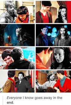 I miss Merlin