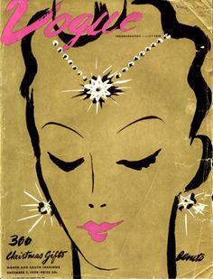Vogue 1938, Pre-Fall 2012: Macadam Diva