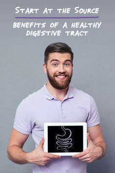 Dr. Lee shows you the many benefits that come with a healthy digestive tract.