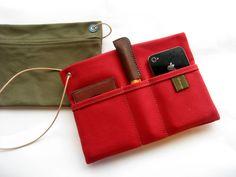 オリジナル革製品Aging(エイジング)| バッグINバッグ
