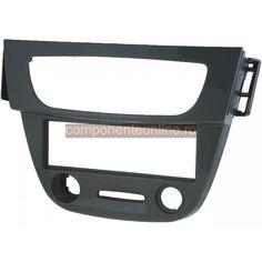 Rama adaptoare Renault Megane, negru, 1 DIN - 000545