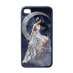 New Fairy Moon Fairy Apple iPhone 4 / iPhone 4S Case Cover Design
